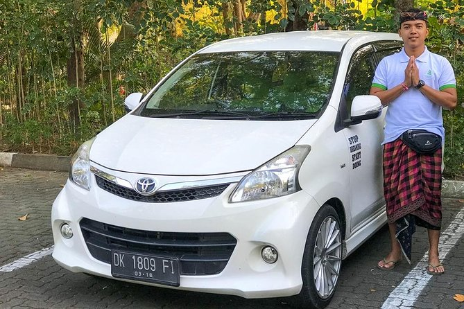 Private Arrival Transfer : Denpasar Bali Airport to Ubud Area