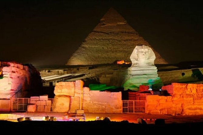 Pyramids Sound and Light Show with Transport photo 4