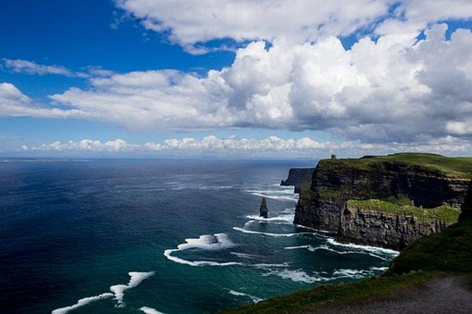Cliffs of Moher Burren Galway Bay Private Chauffeur Luxury Car Tour