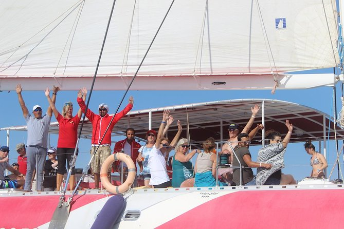 Catamaran Sailing Tours from Hurghada