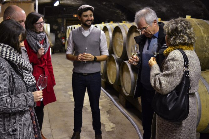 Guided tour of the Mâconnais vineyard - Departure from Cluny