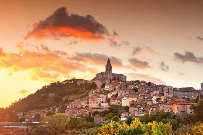 Umbria Art & History 8 Days Private Tour