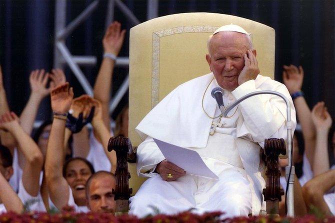 In the footsteps of John Paul II of Kraków