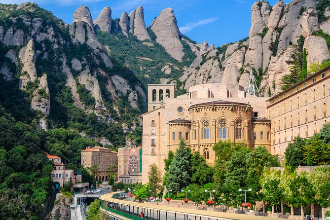Private Half-Day Montserrat Tour in Afternoon - With Pickup
