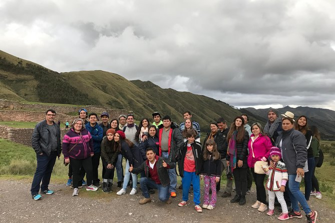 Group Sacred Valley