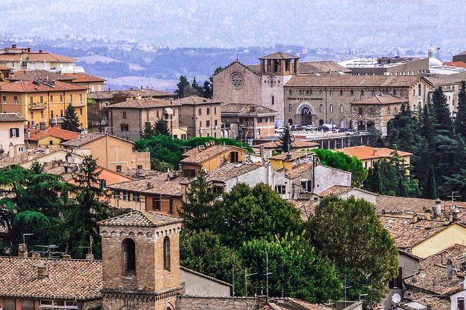 Day Trip : Gubbio And Perugia Private Tour + Lunch + Perugina Chocolate House