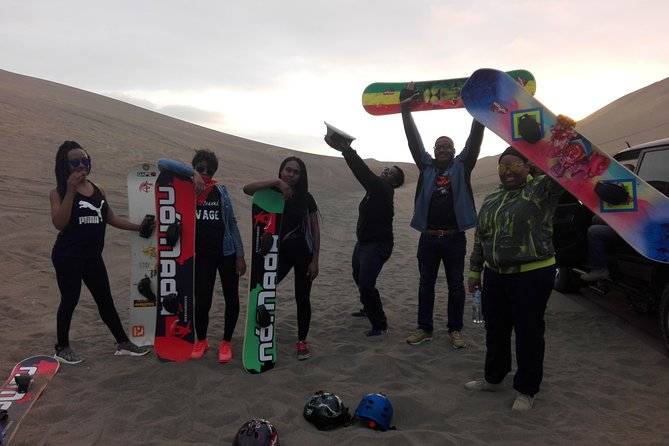 Sandboarding Off Road in Lima Half Day!!
