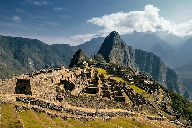Cusco or Ollantaytambo to Machu Picchu