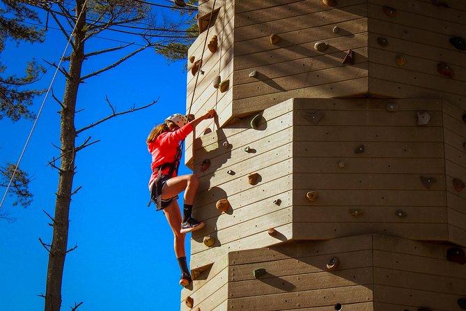 Climbing Tower in Morganton