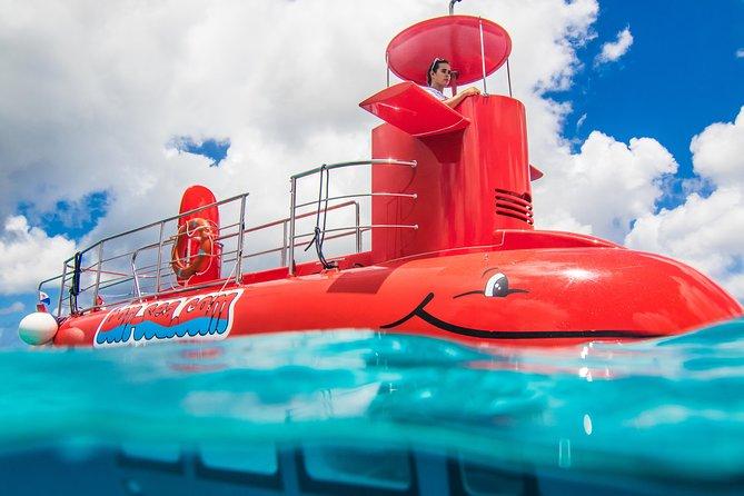 Semi Submarine Tour Sint Maarten / Saint Martin