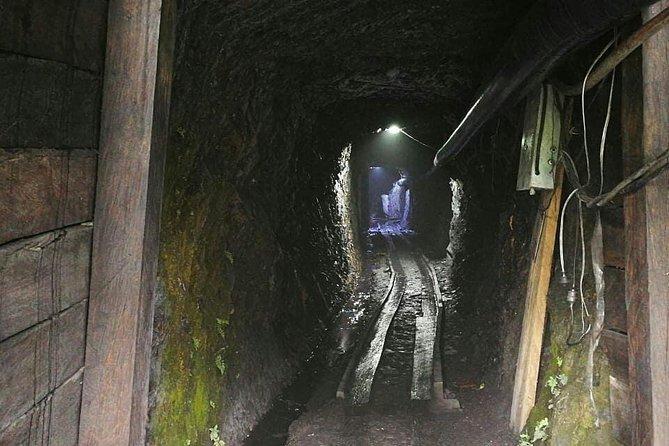 Miners and Guaqueros, Muzo, Boyaca.