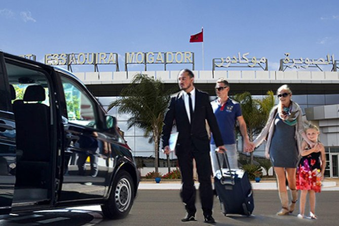 Private transfer from Casablanca or from Casablanca airport to Essaouira