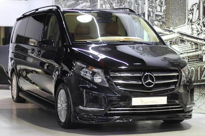 Private transfer from Casablanca to Fes