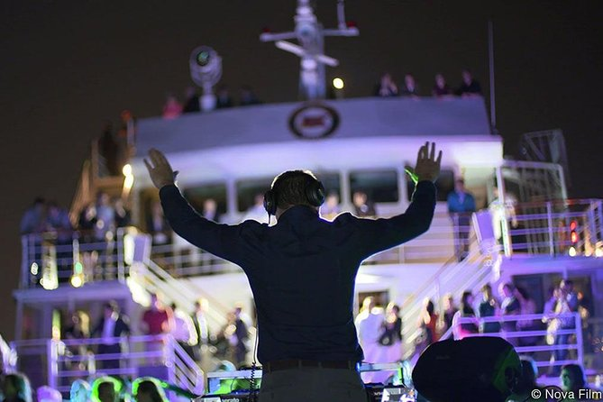 Montreal Gourmet Dinner Cruise with music