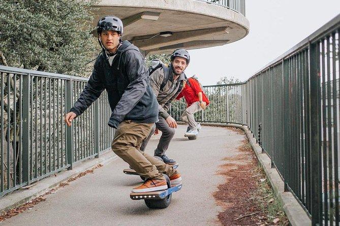 OneWheel electric hoverboard rental