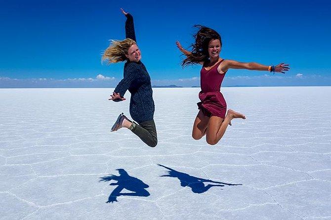 3-Day Salar de Uyuni and Bolivian Desert Adventure from Uyuni
