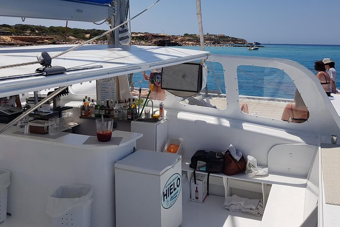 Ibiza Catamaran Beach Paradise