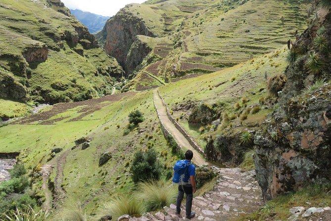 2-Day Huchuy Qosqo Trek from Cusco