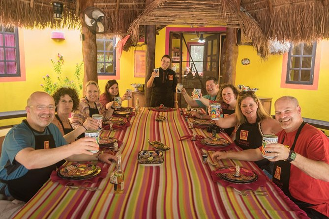 6-Courses Mexican Cooking Class and Feast in Puerto Morelos, Cancun photo 4