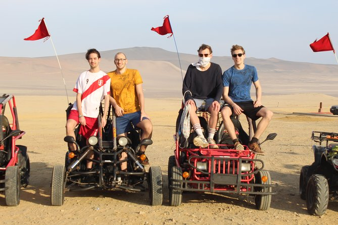 Buggy Tour Paracas National Reserve