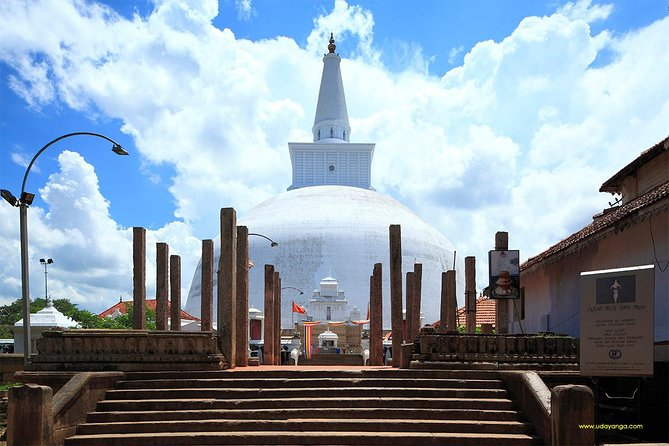 Anuradhapura Day Tour from Colombo