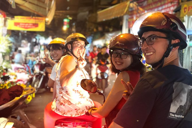 Saigon Evening Food Tour by Scooter