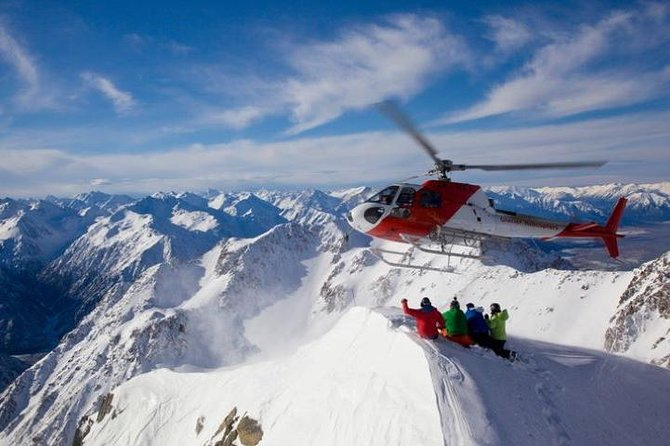 7-Day Ultimate Heli Tour