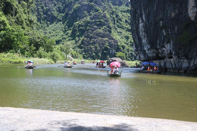 Ninh Binh 2 Days Explore Rural Villages, Cycling, Tam Coc, Trang An,Bai Dinh,mua
