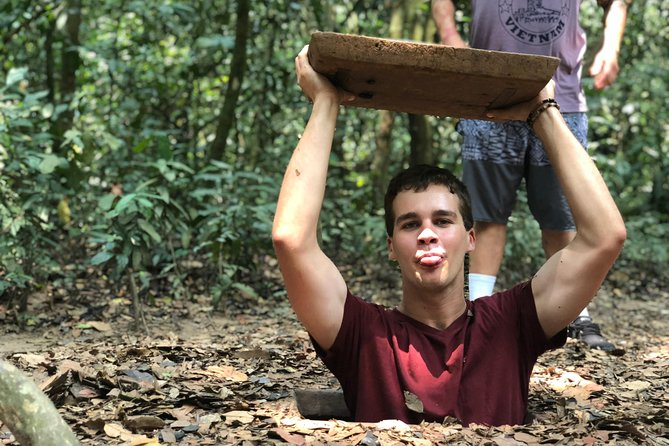 Private Cu Chi Tunnels Tour - Explore History & Off-the-path Local Sites