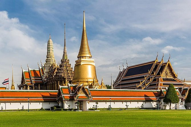 Fullday Private Tour Bangkok Temple & City Tour with lunch+Amazing Bangkok Tour