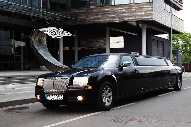 Limo rent in Vilnius photo 1