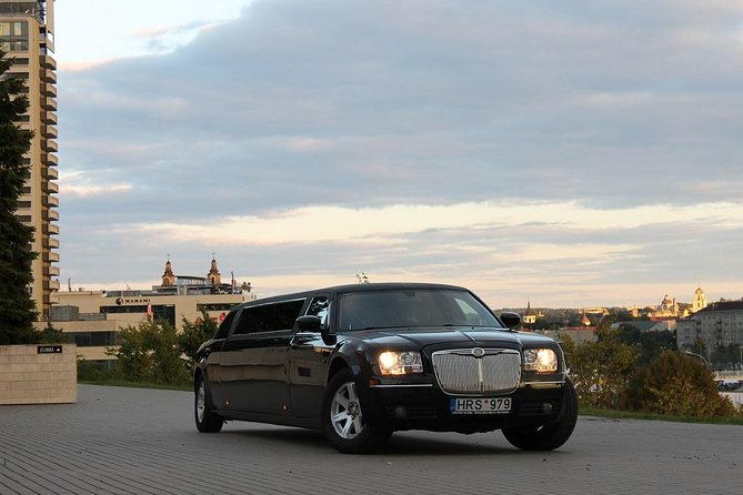 Limo rent in Vilnius photo 6
