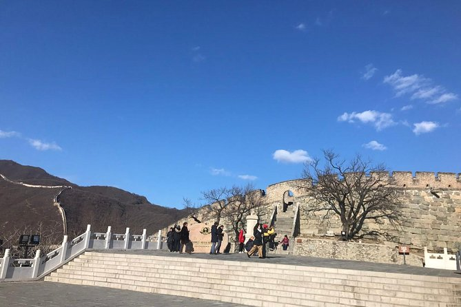 All-Inclusive Private Day Tour to Mutianyu Great Wall