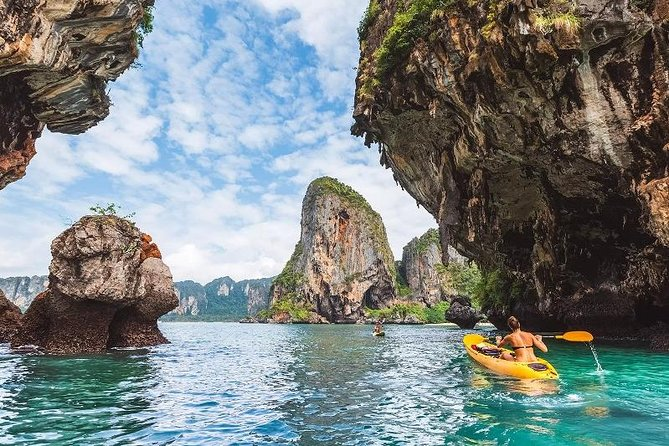 KRABI: Join Tour Half Day Kayaking Thalane (A)