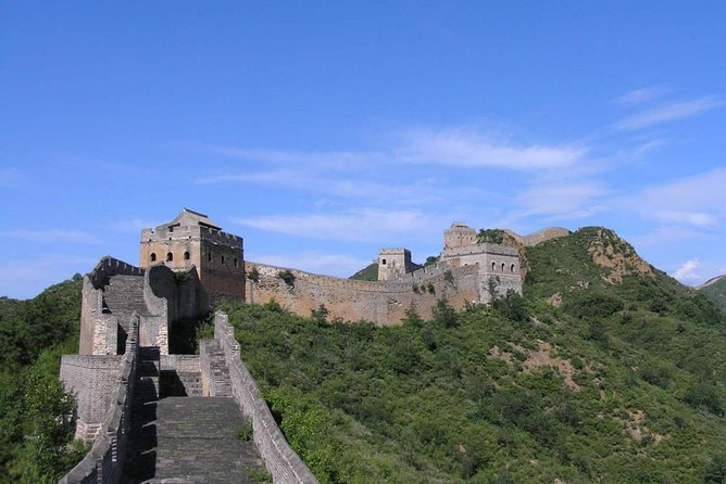 Private Transfer to Jinshanling Great Wall with Speaking-English Driver
