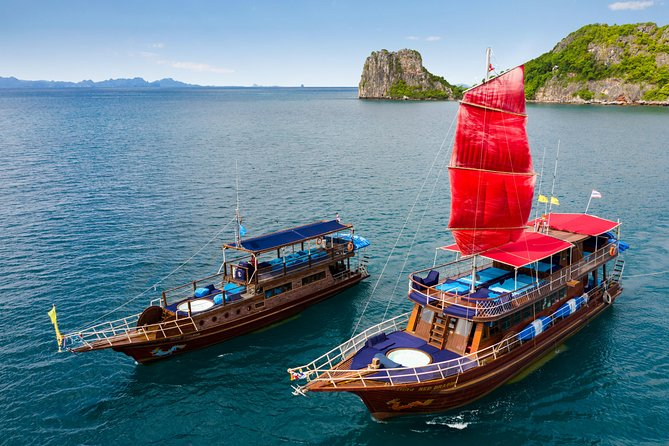 Half Day Island Hopping & Snorkeling to Koh Taen For Cruise Ship Visitors