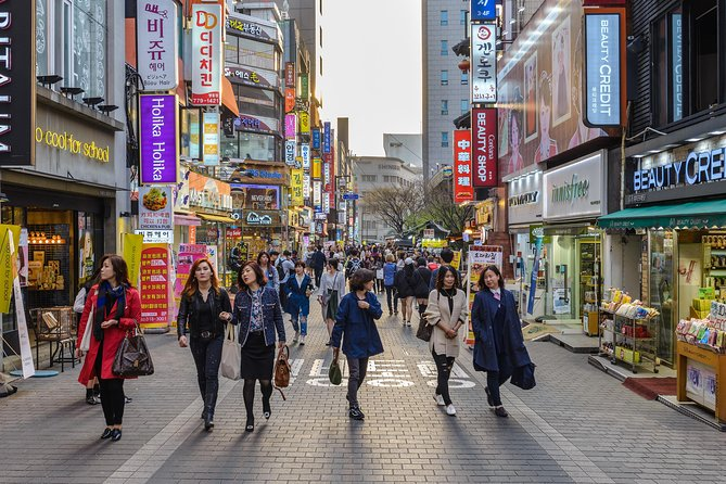 A Half Day in Seoul with a Local: Private & Personalized