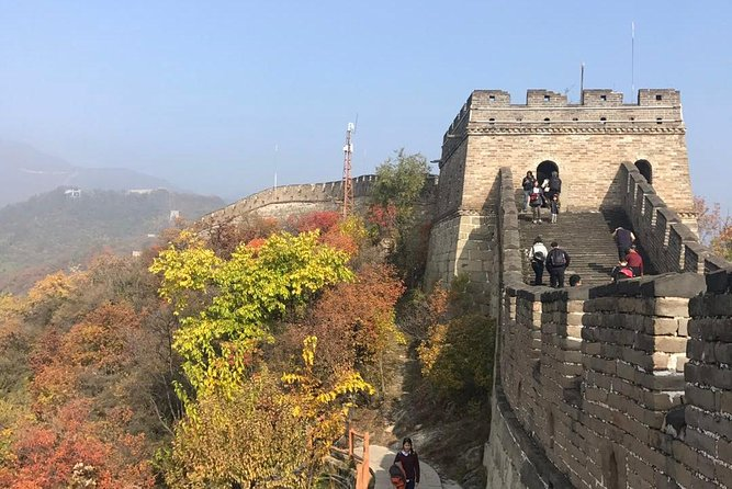 Private Transfer to Mutianyu Great Wall and Summer Palace by English Driver