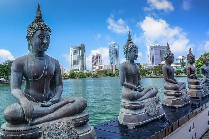 Colombo Day Tour from Bentota