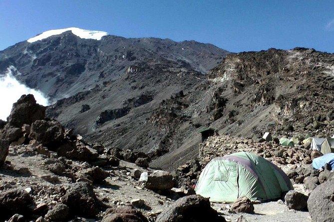 Mount Kilimanjaro Trek, 7 Days Machame Route.