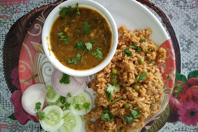Homely Cooking and Dining experience with an Indian Family in Ajmer