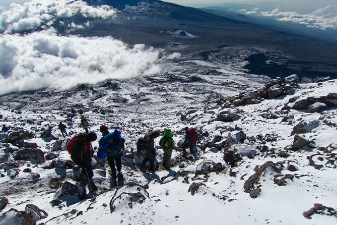 6 Days Mount Kilimanjaro Machame Route Climb