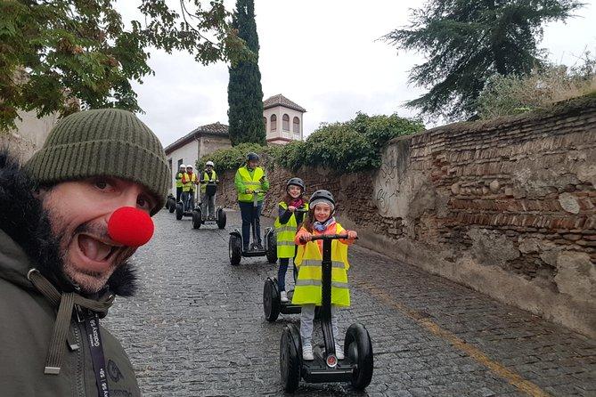 Segway Tour in Granada Secreta