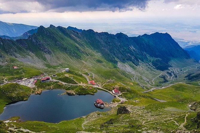 Day Tour to Transfăgărășan and Vidraru Dam