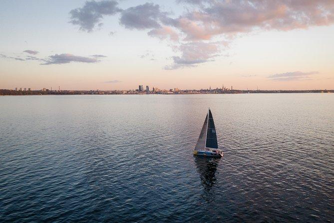 Sailing @ Tallinn bay
