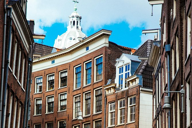 Introduction to Amsterdam 90-Minute Private Walking Tour with a Local