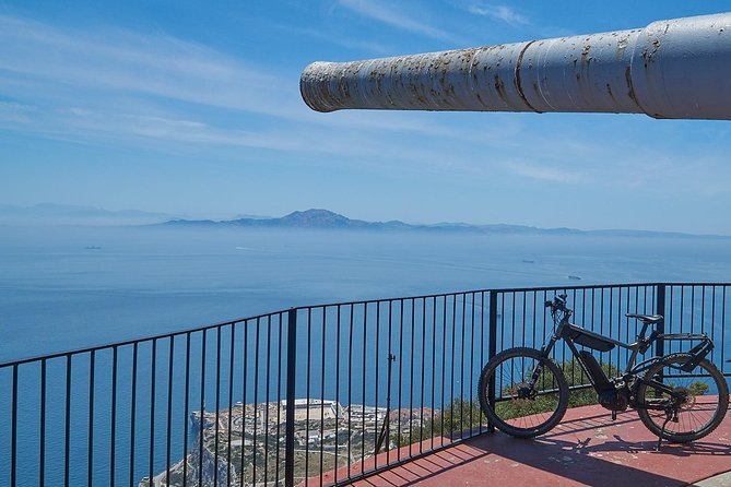 EBike Rock To The Top Tour Gibraltar