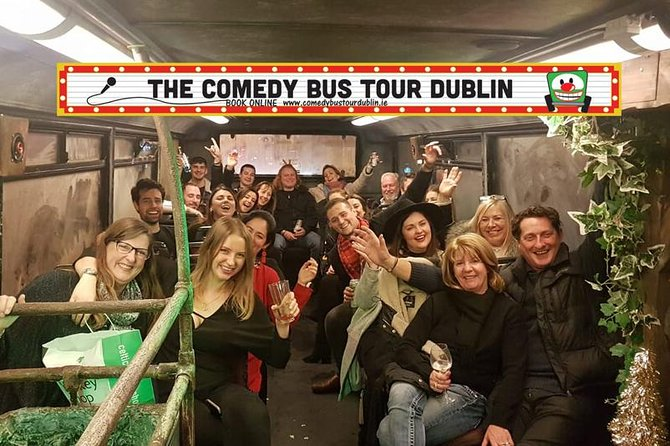 Comedy Bus Tour