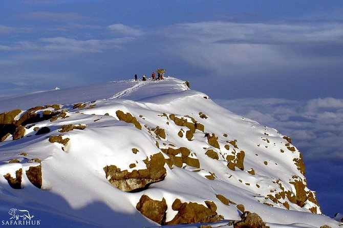 8 Days Mount Kilimanjaro Lemosho Route Climb