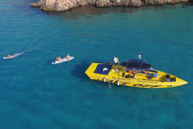 Speedboat Adventure in Ibiza